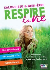 Salon bio & bien-être «respire la vie»